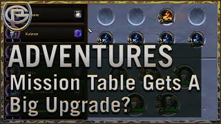 Auto Battle Mission Table First Look