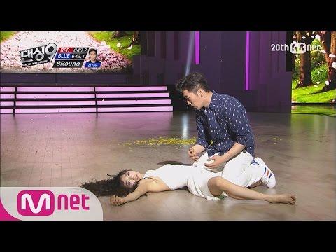 [Dancing9S3] Kim Kisoo fell in love with Balloon Doll?! Kim Kisoo – Blue Eye EP.05