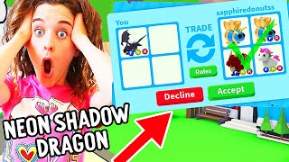 SEE WHAT PEOPLE TRADE FOR OUR DREAM PETS - Adopt Me Roblox w/ The Norris Nuts