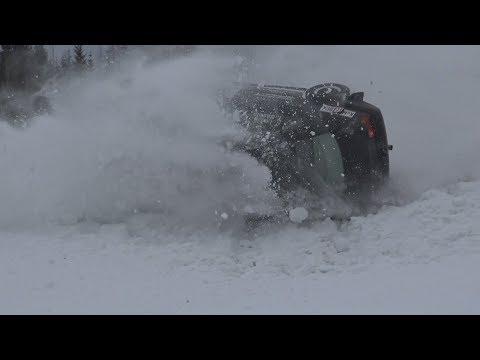Omatalo Ralli 2019, Sonkajärvi (crash & action)