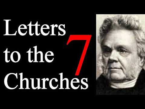 Letters to the 7 Churches - John Angell James / Christian Audio Books (1/2)
