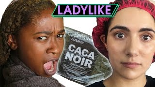 Women Try Henna Hair Dye • Ladylike
