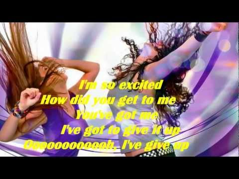The Pointer Sisters - I'm So Excited [Lyrics] HD