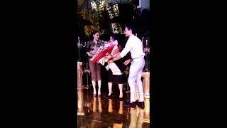 Hồ Ngọc Hà và Kim Lý đi cùng xe, tình tứ sánh đôi, công khai tình cảm (27/10/2017)