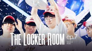 우승의 한 가운데서 | T1 THE LOCKER ROOM EP.7
