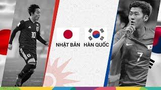 Chung kết Olympic Hàn Quốc - Olympic Nhật Bản [Full] ASIAD 2018 | VTC Now