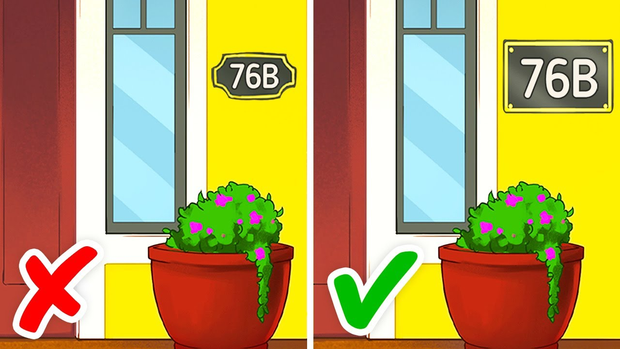 That's How Your House Number Can Attract Burglars