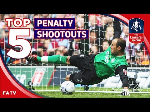 5 Best FA Cup Penalty Shootouts - Liverpool/Arsenal/Man Utd   Top Five