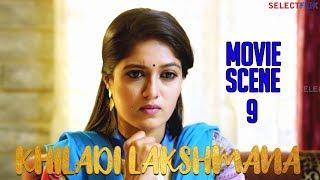 Movie Scene 9 - Khiladi Lakshmana (Lakshmana) - Hindi Dubbed Movie | Anup Revanna | Meghna Raj