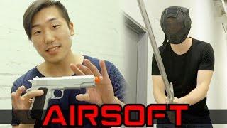 Pistol vs Sword - 21 Foot Rule