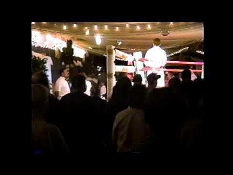 Boxing at the Rainbow  7-14-04