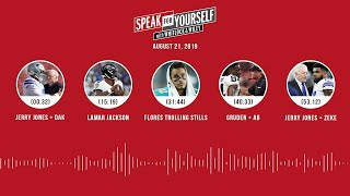 SPEAK FOR YOURSELF Audio Podcast (8.21.19) with Marcellus Wiley, Jason Whitlock | SPEAK FOR YOURSELF