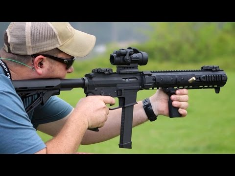 Angstadt Arms introduces integrally suppressed UDP-9 (VIDEO)