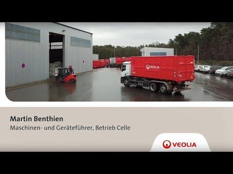 Maschinenführer Geräteführer im Geschäftsbereich Entsorgung