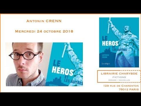 Vidéo de Antonin Crenn