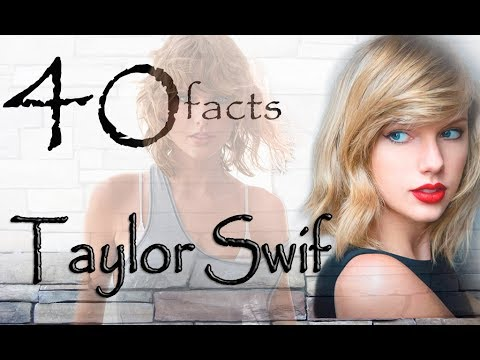 Don't Call Yourself A Swiftie If You Didn't Know These 40 Facts About Taylor Swift