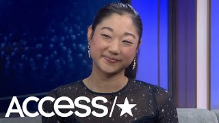 Mirai Nagasu Shares Her Aspirations To Be A TV Host: 'I'm Ready!' | Access