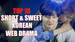 Top 10 Short & Sweet Korean Web Dramas You Should Try