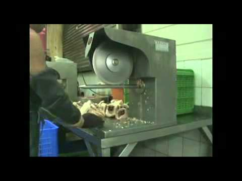 video Chicken/Meat Cutter (Electric Powered)