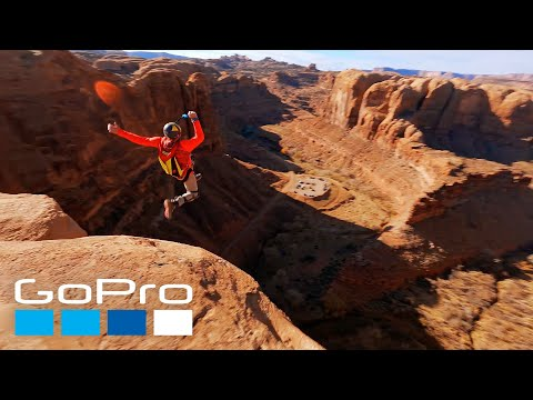 GoPro Awards: BASE Jumping in Moab