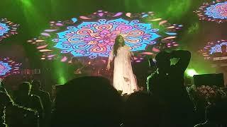 Shreya ghosal live.... Kolkata surendranath college social 2018