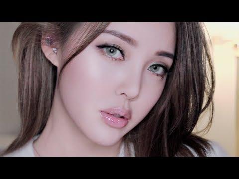 Ash Glow Makeup (With sub) 애쉬 글로우 메이크업
