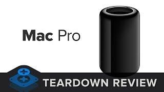 Mac Pro Teardown Review