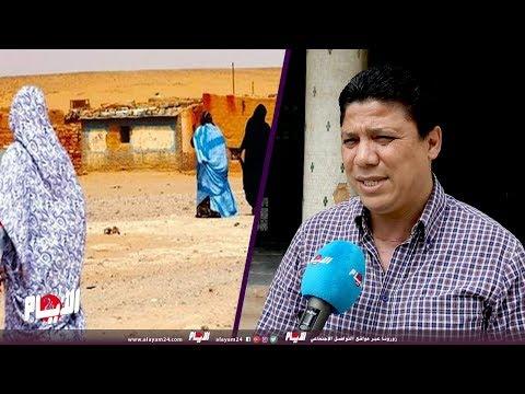 الحقوقي بن دياب: تقارير دولية فضحت مجازر في حق الطفولة بمخيمات تندوف
