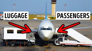 Why You Board the Plane from the Left