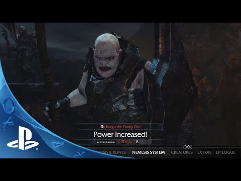 Middle-earth™: Shadow of Mordor™ Trailer