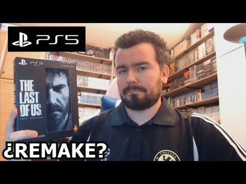 THE LAST OF US - ¿REMAKE PARA PS5? --- Mi Opinión
