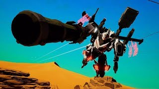 Daemon X Machina Gameplay Part 1 (Nintendo Switch)