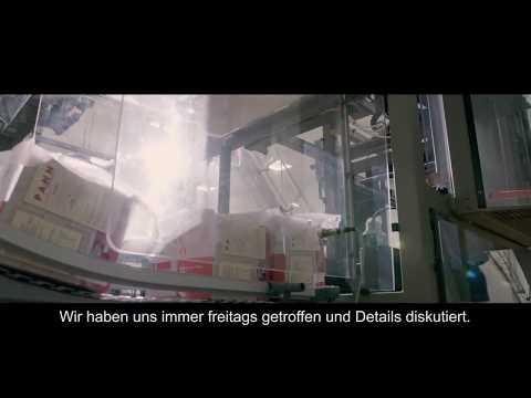 Hygienic Design Fördersysteme in der Lebensmittelindustrie