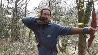 Instinctive archery - Basic Shooting Technique THE FRAME