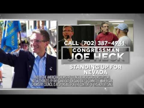 Support for Rep. Joe Heck (R-NV-03)