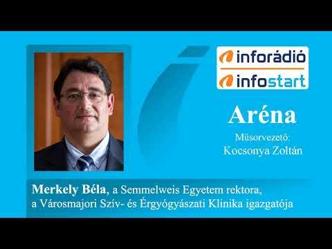 InfoRádió - Aréna - Merkely Béla - 2020.07.06.