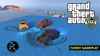 GTA V | PARKOUR OF THE WEEK FUNNY GAMEPLAY#2