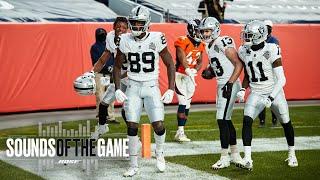 Raiders Dramatic Week 17 Win vs. Denver Broncos | Sounds of the Game | Las Vegas Raiders
