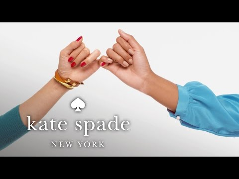 women empowering women: the story of on purpose | kate spade new york