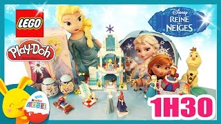 Reine des neiges - Jouets, oeufs surprises, Lego, pâte à modeler Play Doh - Titounis