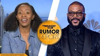 Tyler Perry's Billboard Shout-Out Actually Worked For Aspiring Actress