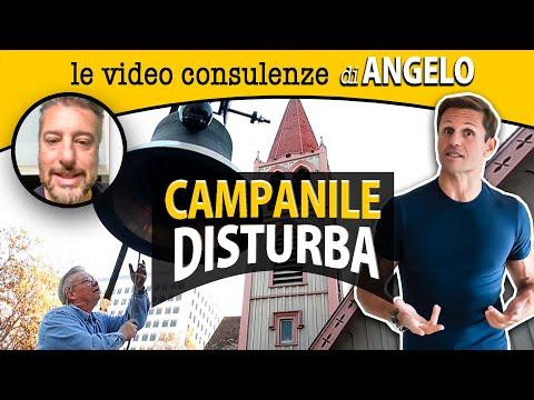 CAMPANILE CHIESA TI DISTURBA: CHE FARE? | avv. Angelo Greco
