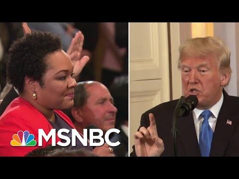 President Donald Trump Attacks Media In Post-Midterms Press Conference | Hardball | MSNBC