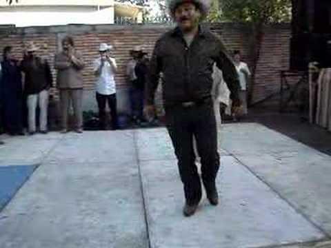 El son solito(huapango)-Los Hidalguenses en San Miguel Palmas, Queretaro