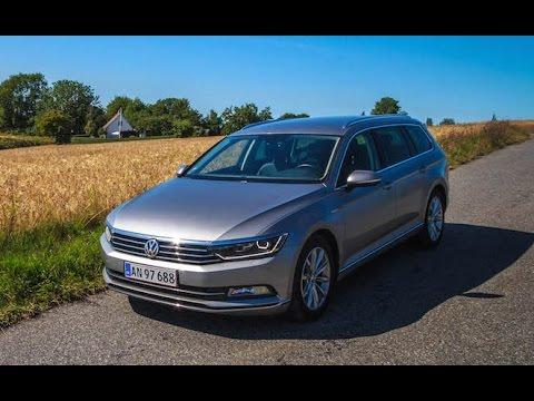 Volkswagen Passat 2.0 BiTDI vil kæmpe mod de dyre drenge