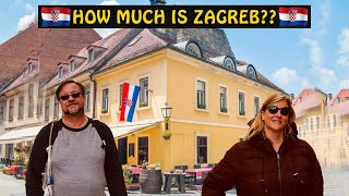 How Expensive Is Traveling In Zagreb Croatia