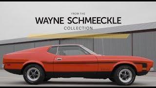 1971 Ford Mustang Boss 351 Fastback // Lot F145.1 // Mecum Kissimmee 2018