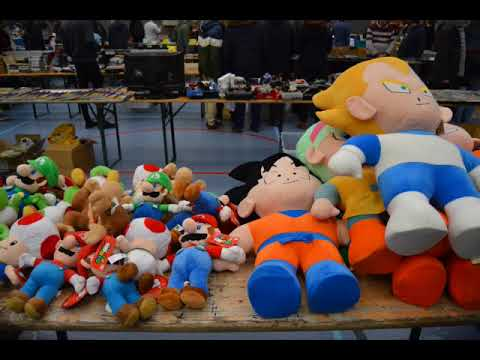 Evento Retro - Retro Game Beurs Gamewalhalla 11/02/2018 - Putte