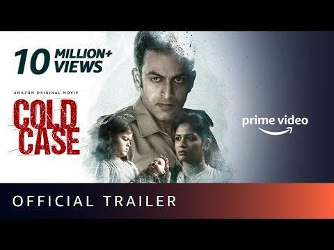 Cold Case official trailer (Malayalam)-Prithviraj Sukumaran, Aditi Balan