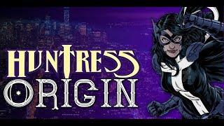 Huntress Origin | DC Comics